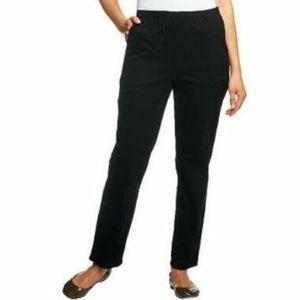 Denim & Co Original Waist Tall Stretch Pants